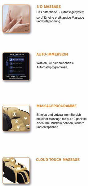 my massagesessel aus k ln markensessel von panasonic human touch acu touch 840. Black Bedroom Furniture Sets. Home Design Ideas